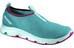 Salomon W's RX MOC 3.0 Shoes Teal Blue/Blue/Mystic